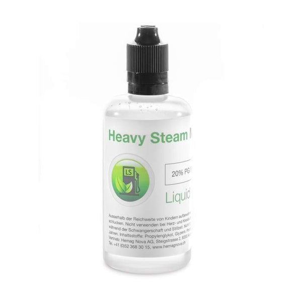 Liquid Station Base Heavy Steam Mix 80VG/20PG 80ml