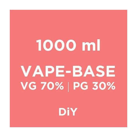 Nebelbox Base 70VG/30PG 1000ml