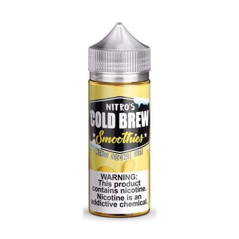 Nitro's Cold Brew Mango Coconut Surf E-Liquid