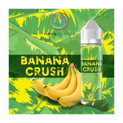 Nova Liquides Banane Crush E-Liquid