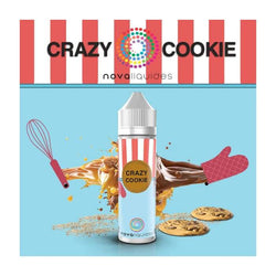Nova Liquides Crazy Cookie E-Liquid