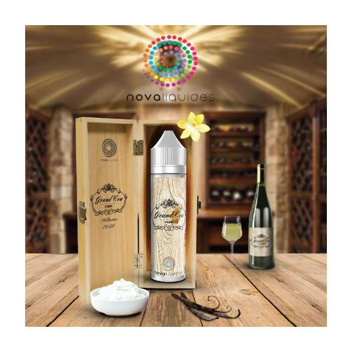 Nova Liquides Grand Cru Paris E-Liquid