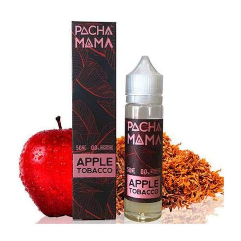 Pacha Mama Apple Blend E-Liquid