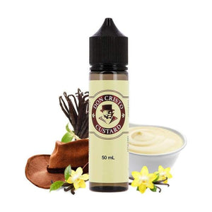 PGVG Labs Don Cristo Custard E-Liquid