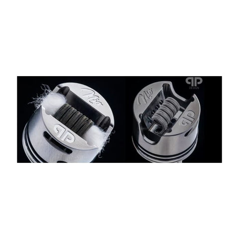 Image of QP Design Dripper NIO RDA/RSA Verdampfer