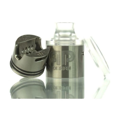 QP Design Dripper NIO RDA/RSA Verdampfer