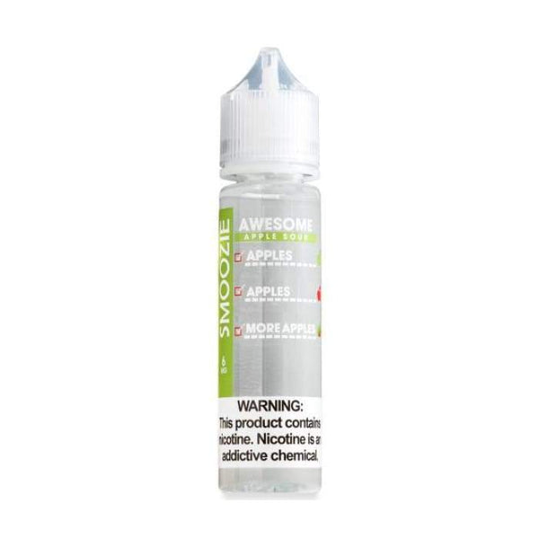 Smoozie Awesome Apple Sour E-Liquid