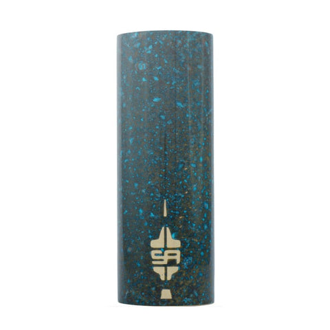 Image of Stutt-Art Pride Custom Tube Patina Sprinkled