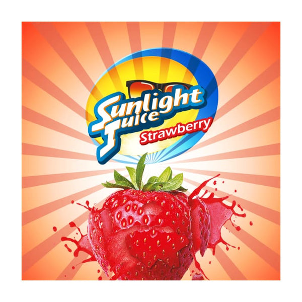 Sunlight Juice Strawberry Aroma