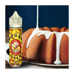 The Vape Food Company Pound Cake E-Liquid