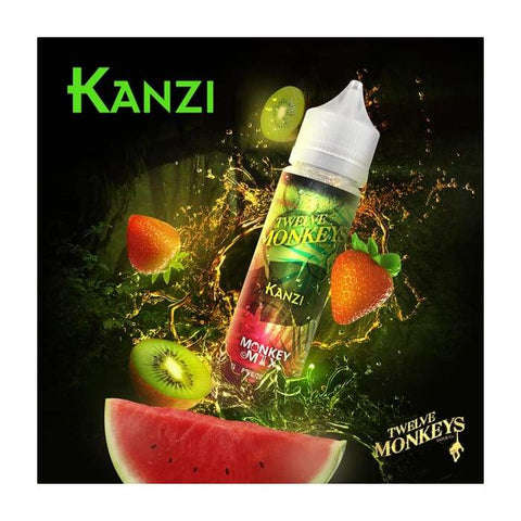 Twelve Monkeys Kanzi E-Liquid