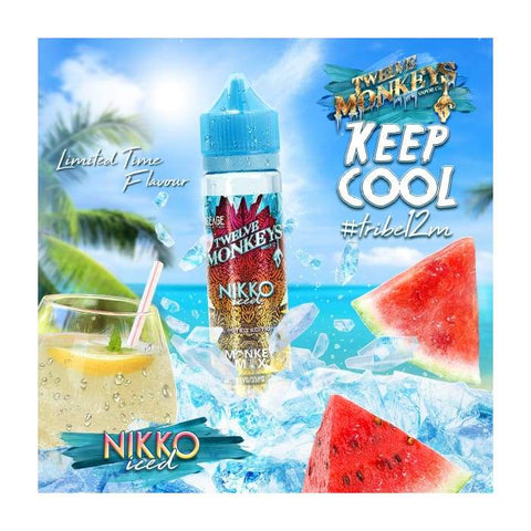 Twelve Monkeys Nikko Iced E-Liquid