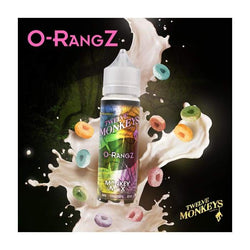 Twelve Monkeys O-RangZ E-Liquid