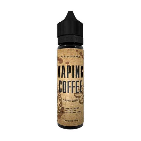 Vovan Vaping Coffee Cappuccino E-Liquid