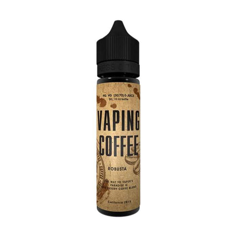 Vovan Vaping Coffee Robusta E-Liquid