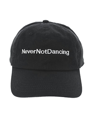 """NeverNotDancing"" Baseball Hat"