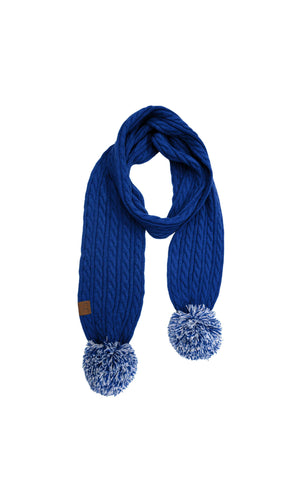 Game (Day) to Night Scarf