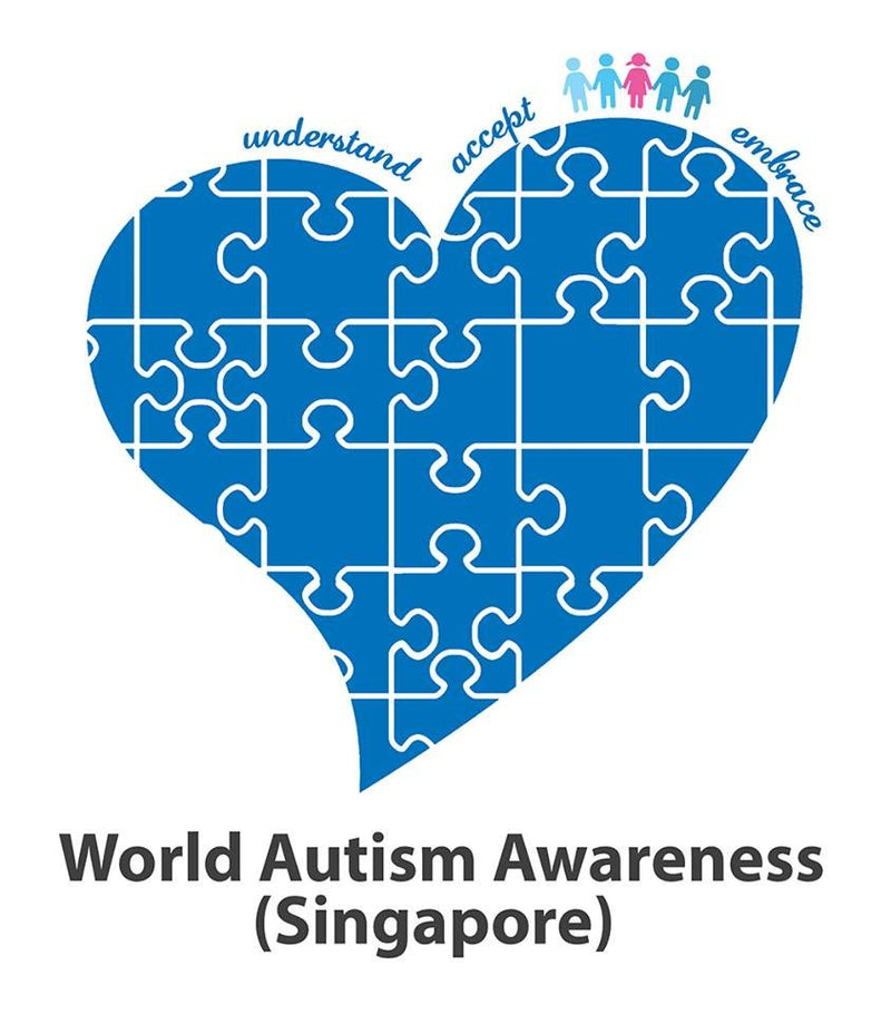 Light up for Autism during April