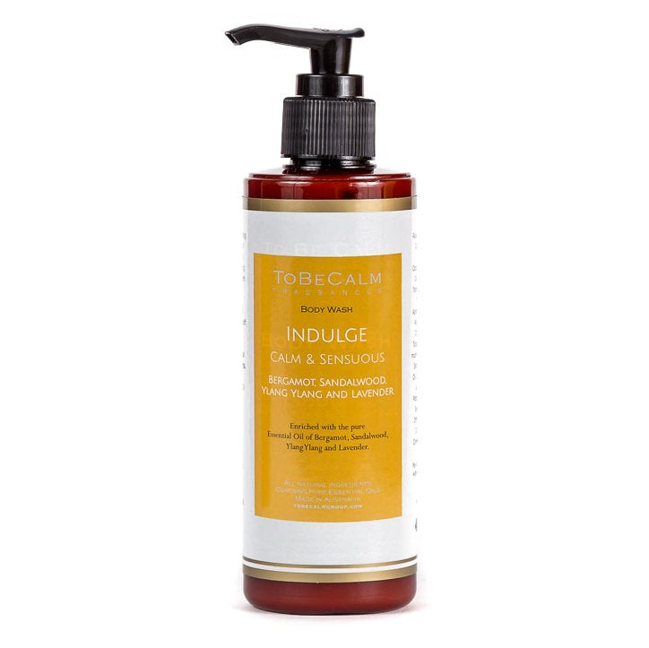 Indulge - Bergamot & Sandalwood Body Wash