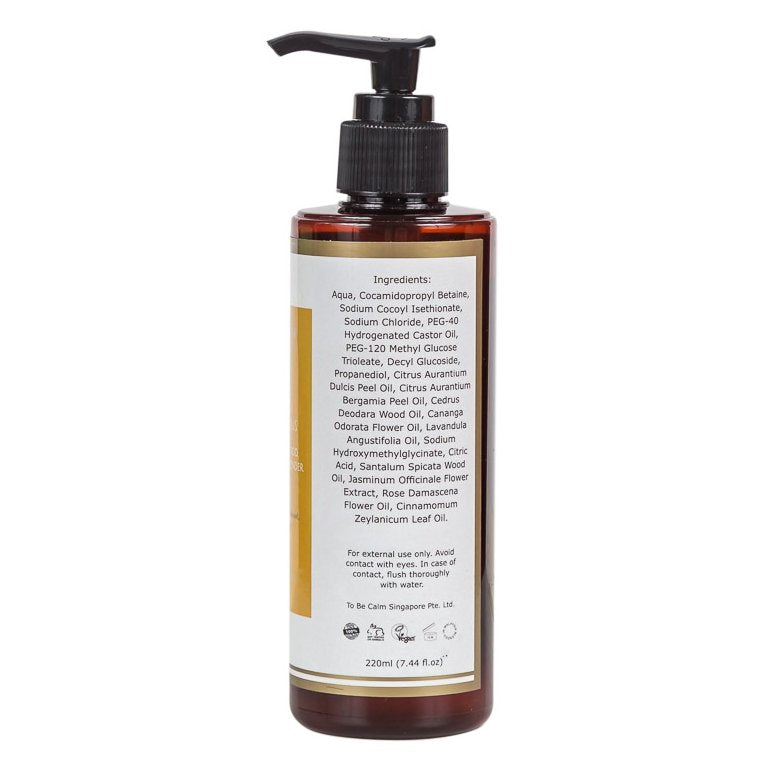 Indulge - Bergamot & Sandalwood - Body Wash