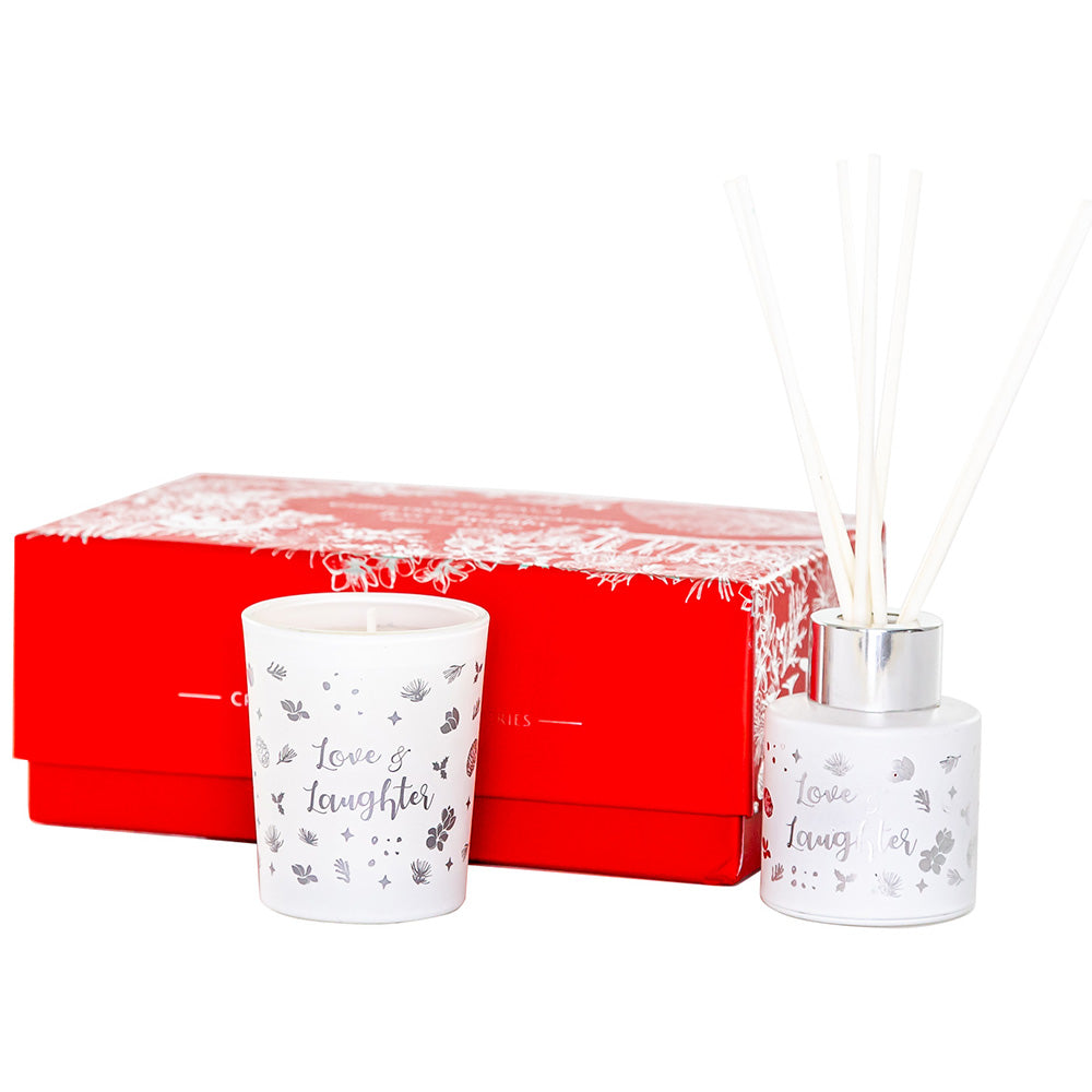 Christmas in Singapore - Candle and Diffuser Duo Set