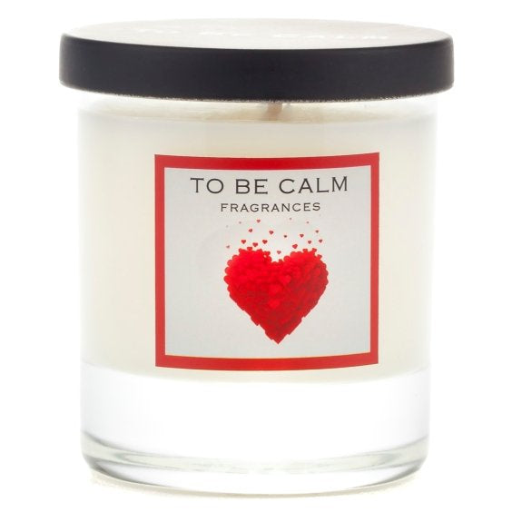Valentines Candle for Her - Medium Candle