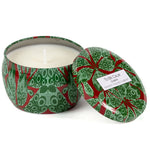 Holly Christmas - Mini Candle Gift Box