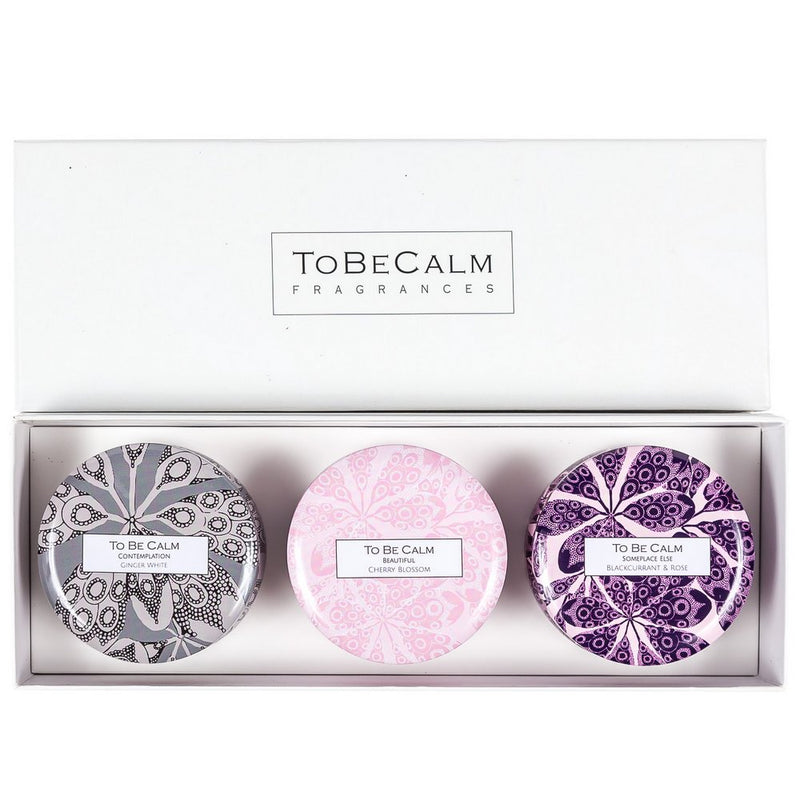 Beautiful Collection - Mini Candle Trio