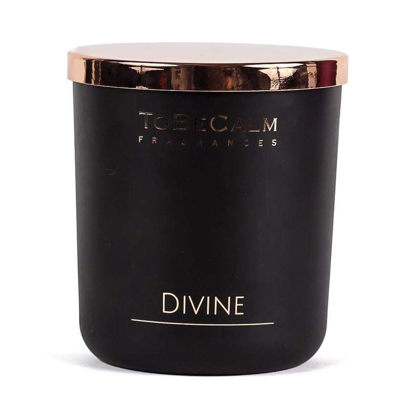 Divine - Black Orchid & Ginger - Deluxe XL Soy Candle
