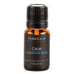 Calm - Lavender, Geranium & Palma Rosa - Essential Oil Blend 10ml