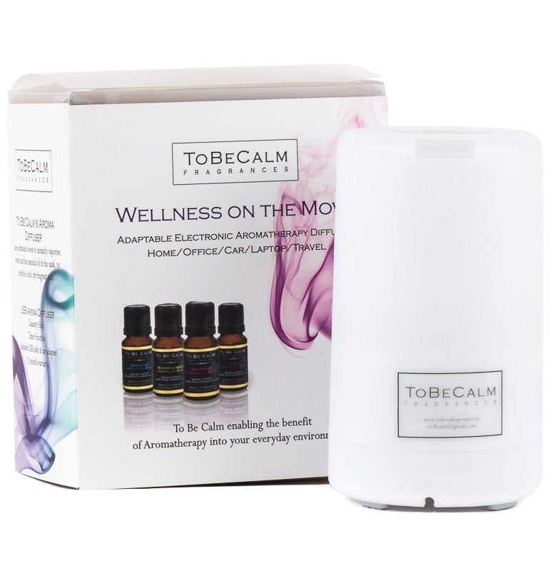 Wellness On The Move USB Aromatherapy - Electronic Diffuser