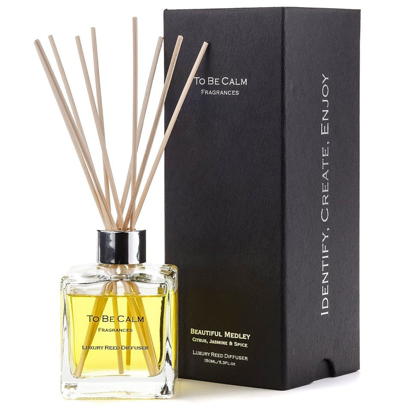 Meadow - Fresh Cut Grass & Coriander Flower - Reed Diffuser