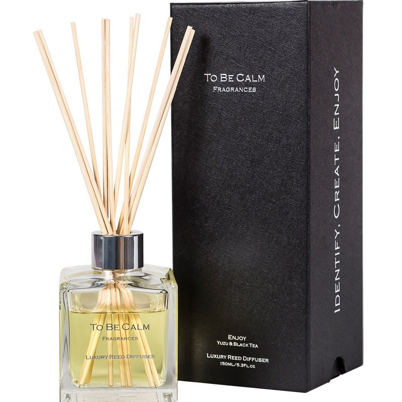 Just Be - Lemongrass & Sage - Reed Diffuser