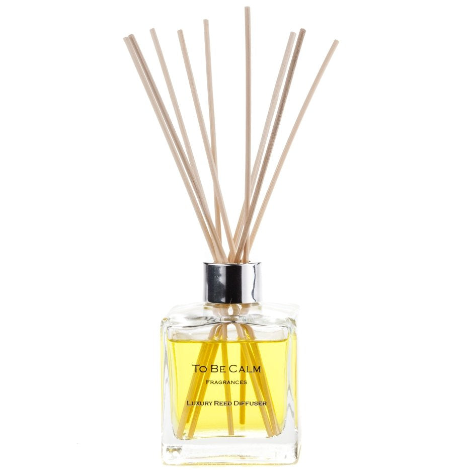 Sea Grass - Citrus, Sea Salt & Sandalwood- Reed Diffuser