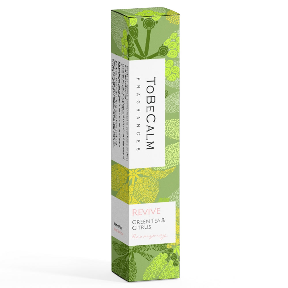 Revive - Green Tea & Citrus - Room Spray