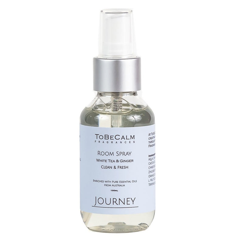 Traveller's Journey Mini Candle & Linen Spray - Gift Set