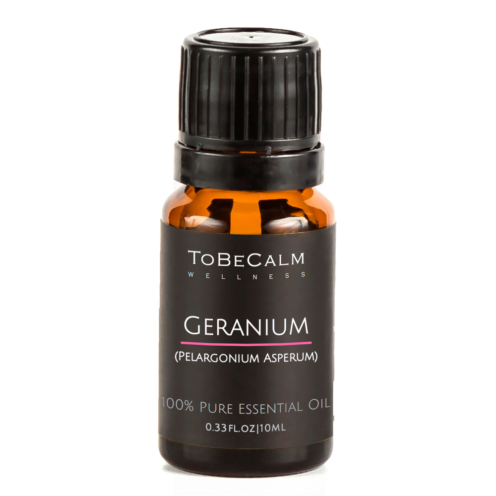 Geranium - Single Essential Oil 10ml