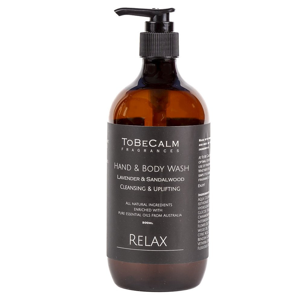 Relax - Hand & Body Wash