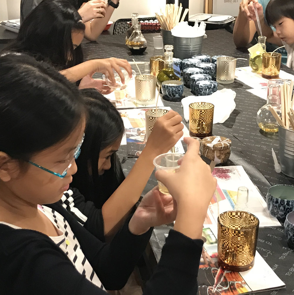 Private Group Candlemaking Workshop