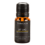 Jet Lag - Peppermint, Lavender & Eucalyptus - Essential Oil Blend 10ml
