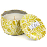 New Years Dream - Cedar & Sweet Orange - Mini Candle