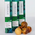 Birch Wood - Peppermint & Eucalyptus - Fragrant Shoe Spheres