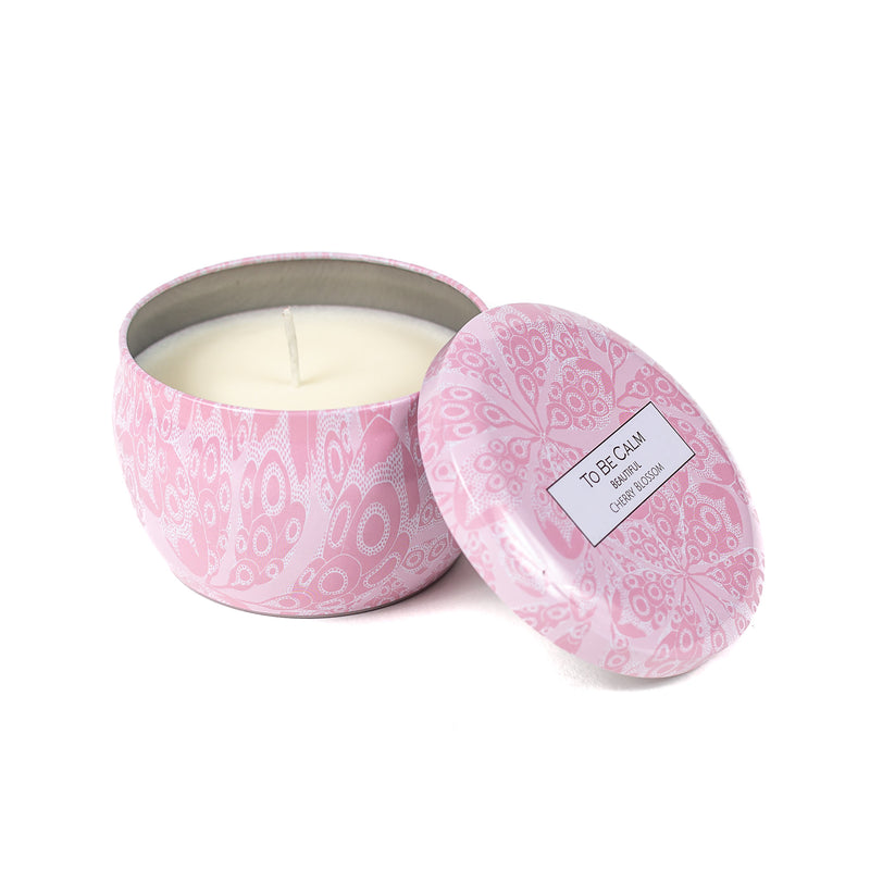 Beautiful - Cherry Blossom - Mini Candle