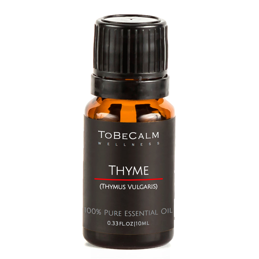 Thyme - Single Essential Oil 10ml