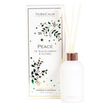 Peace - Fir, Blackcurrant & Nutmeg- Reed Diffuser