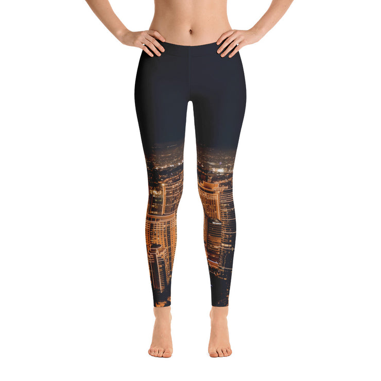 Orange City Leggings