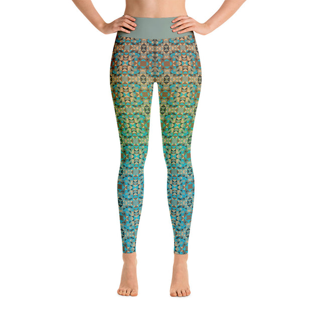 Lavendulan Yoga Leggings