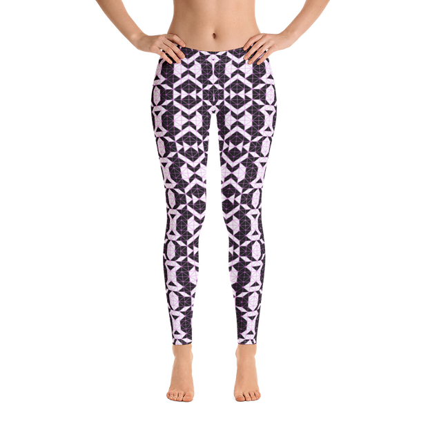 Viper Rose Leggings