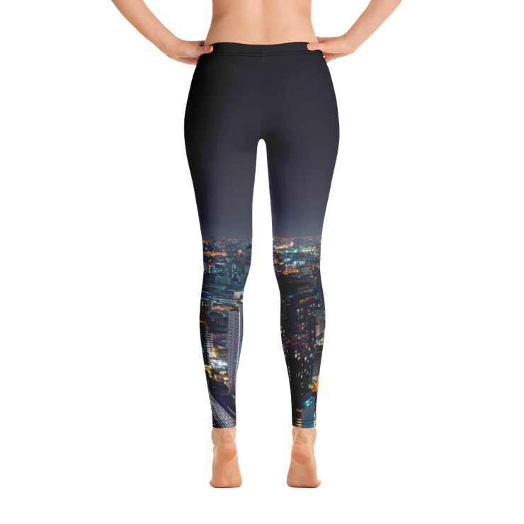Night City Leggings