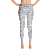 Diamond Digital Leggings